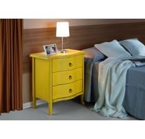 Criado mudo - Amarelo - 2127