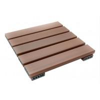 Deck 0,50 x 0,50 - Madeira Plastica - 2755